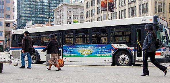 Scontro di civiltà sui bus americani