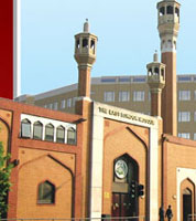 Le antiche moschee di Whitechapel e Cedar Rapids
