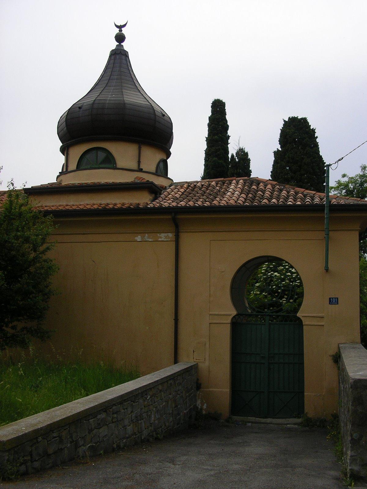 Lo storico cimitero musulmano di Trieste