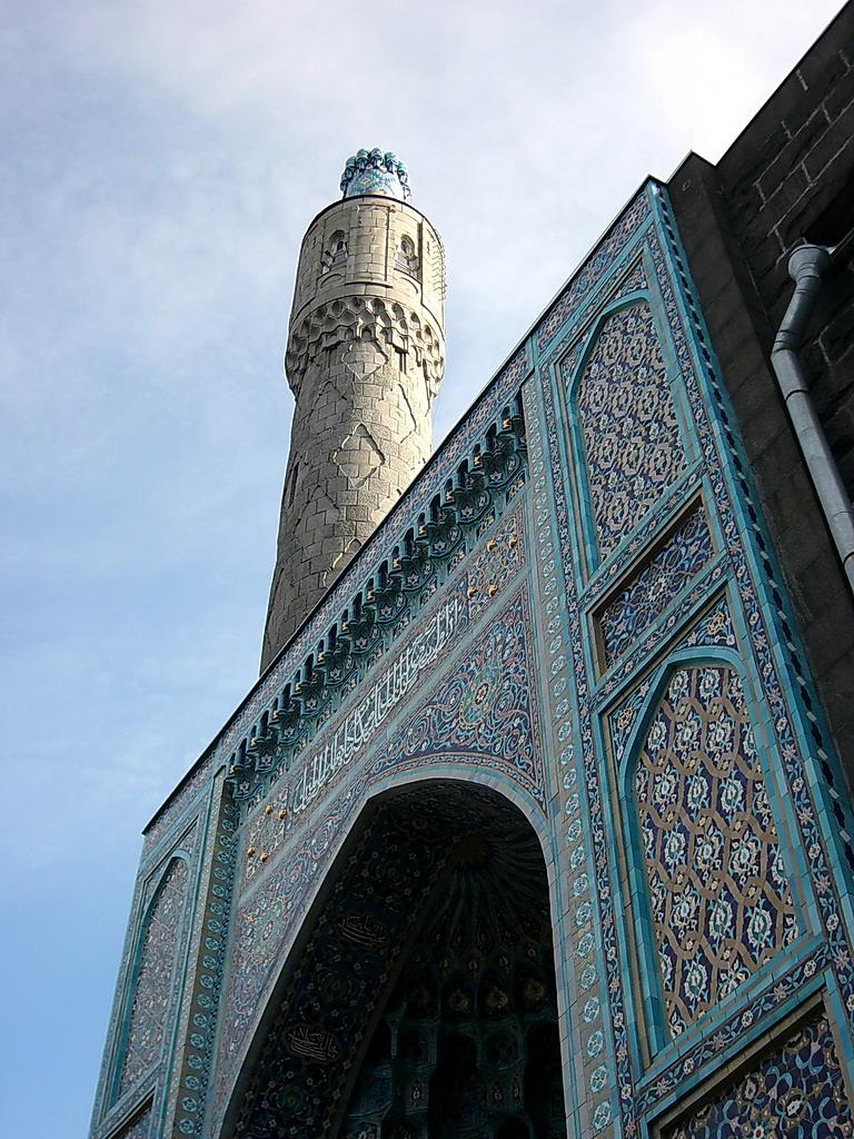 La vecchissima moschea di San Pietroburgo