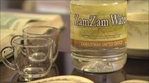 Mecca: contrabbando di acqua sacra all'arsenico