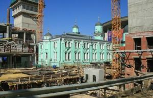 L'ampliamento della moschea di Mosca (Islam vs Altre identità, 2)