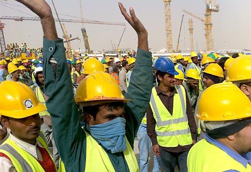 Arabia Saudita: sciopero dei lavoratori nei cantieri del Bin Laden Group