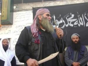 Salafiti giordani e siriani